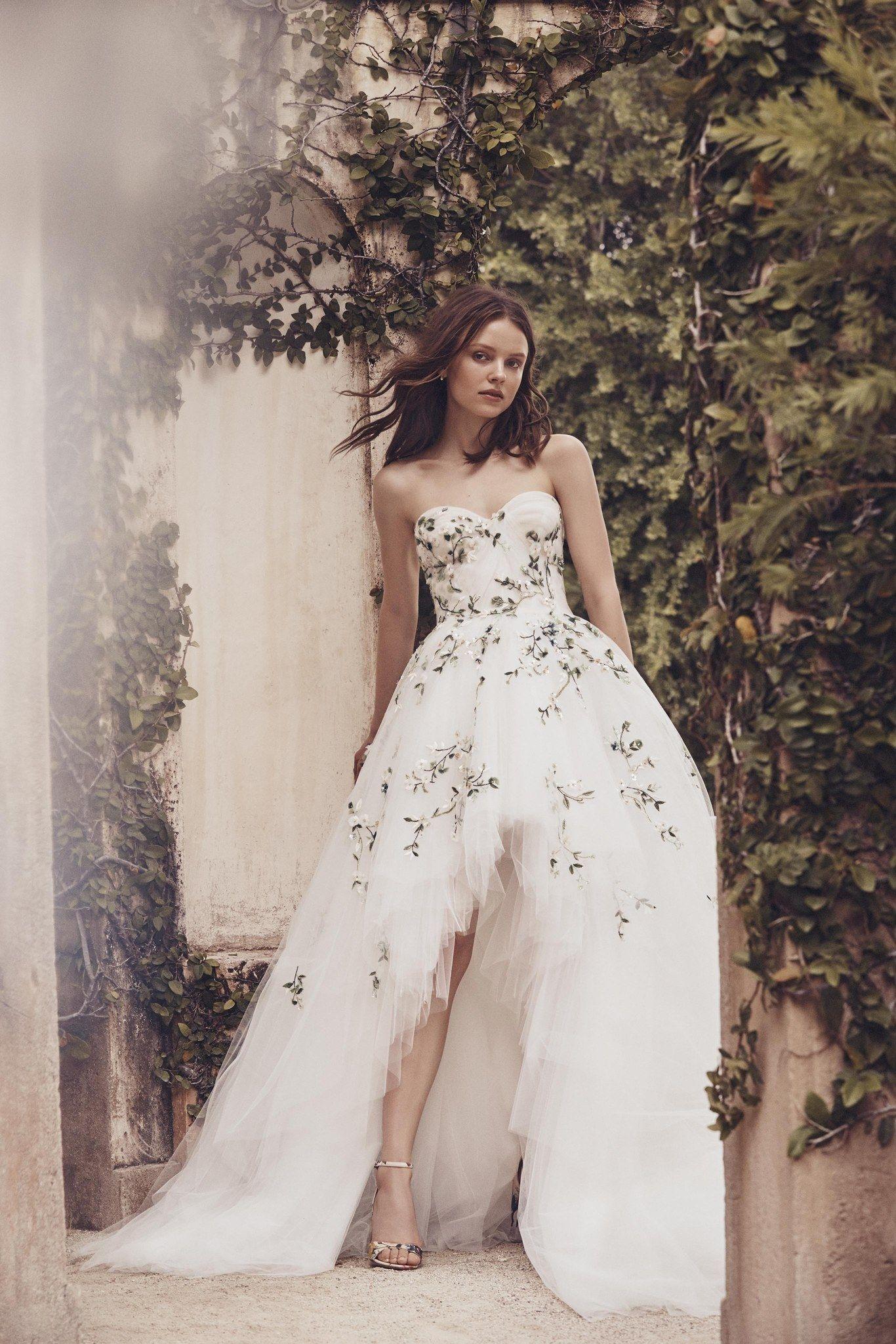 Monique Lhuillier Frühjahr/Sommer 13 Bridal - Fashion Shows