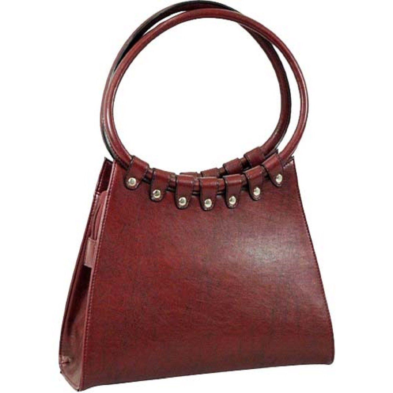 Vani Handbags Red Designer Inspired Classic Shoulder Bag Purse Fashion Purses Bolso De Hombro