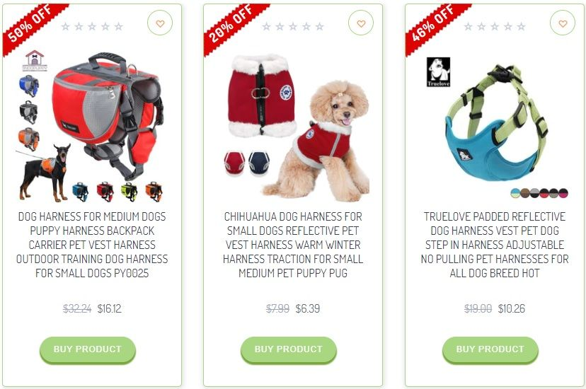 Check Out These Awesome High Quality Dog Harnesses Strong And