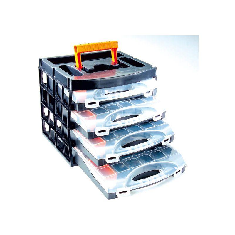 Systeme Rangement A Tiroir Pour Petites Pieces Pp098 Shoe Rack