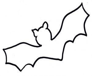 fledermaus vorlage kostenlos | halloween basteln vorlagen, fledermaus vorlage, malvorlagen halloween