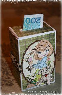 salvadanaio 3 d crafts pinterest cardboard paper money bank