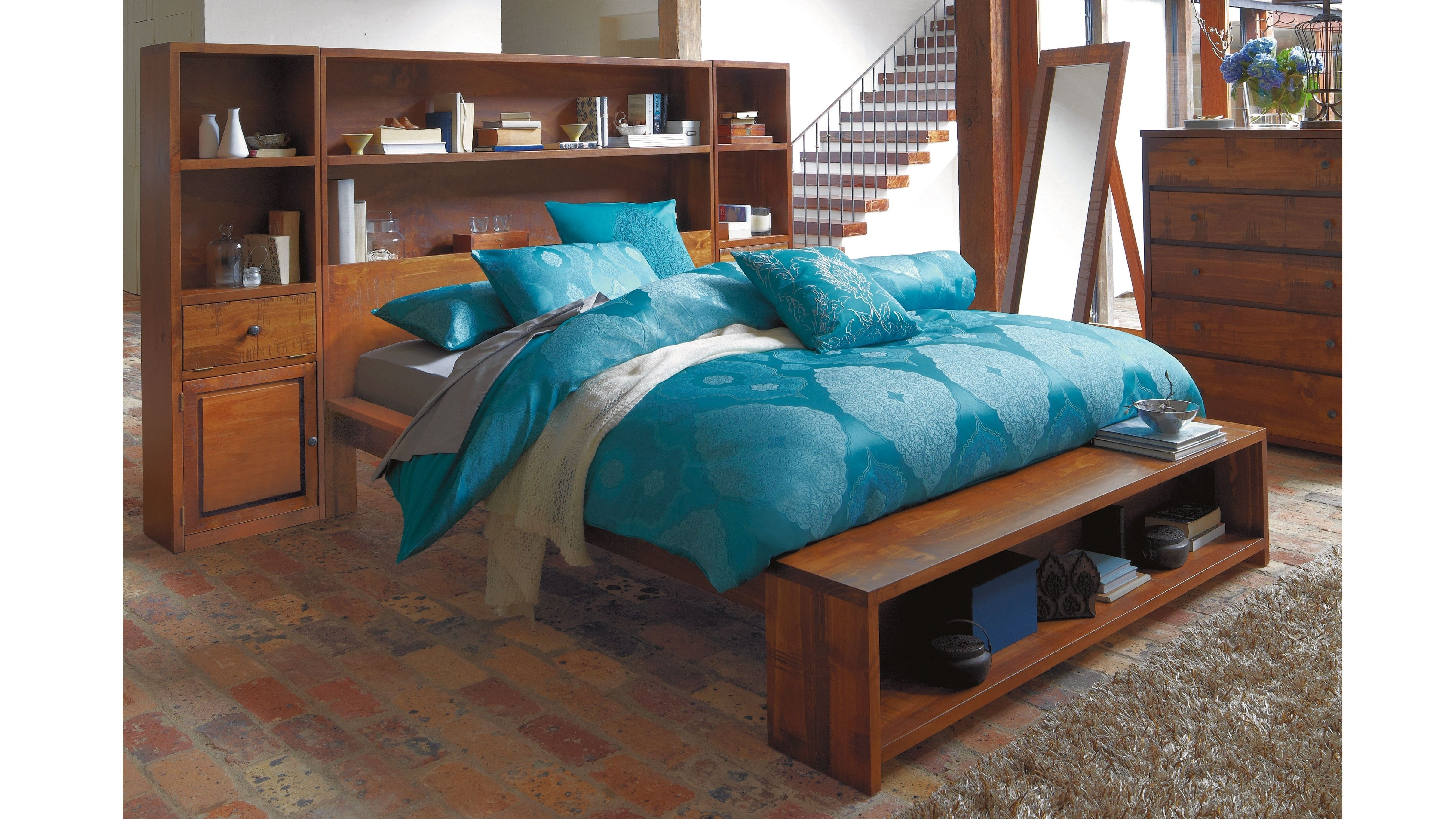 Library Queen Bed Home Ideas Bed Furniture Bed Bedroom Decor