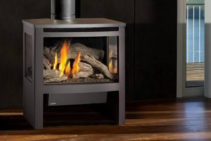 Image Result For Freestanding Gas Fire Australia Gas Fireplace Free Standing Gas Free Standing Gas Stoves
