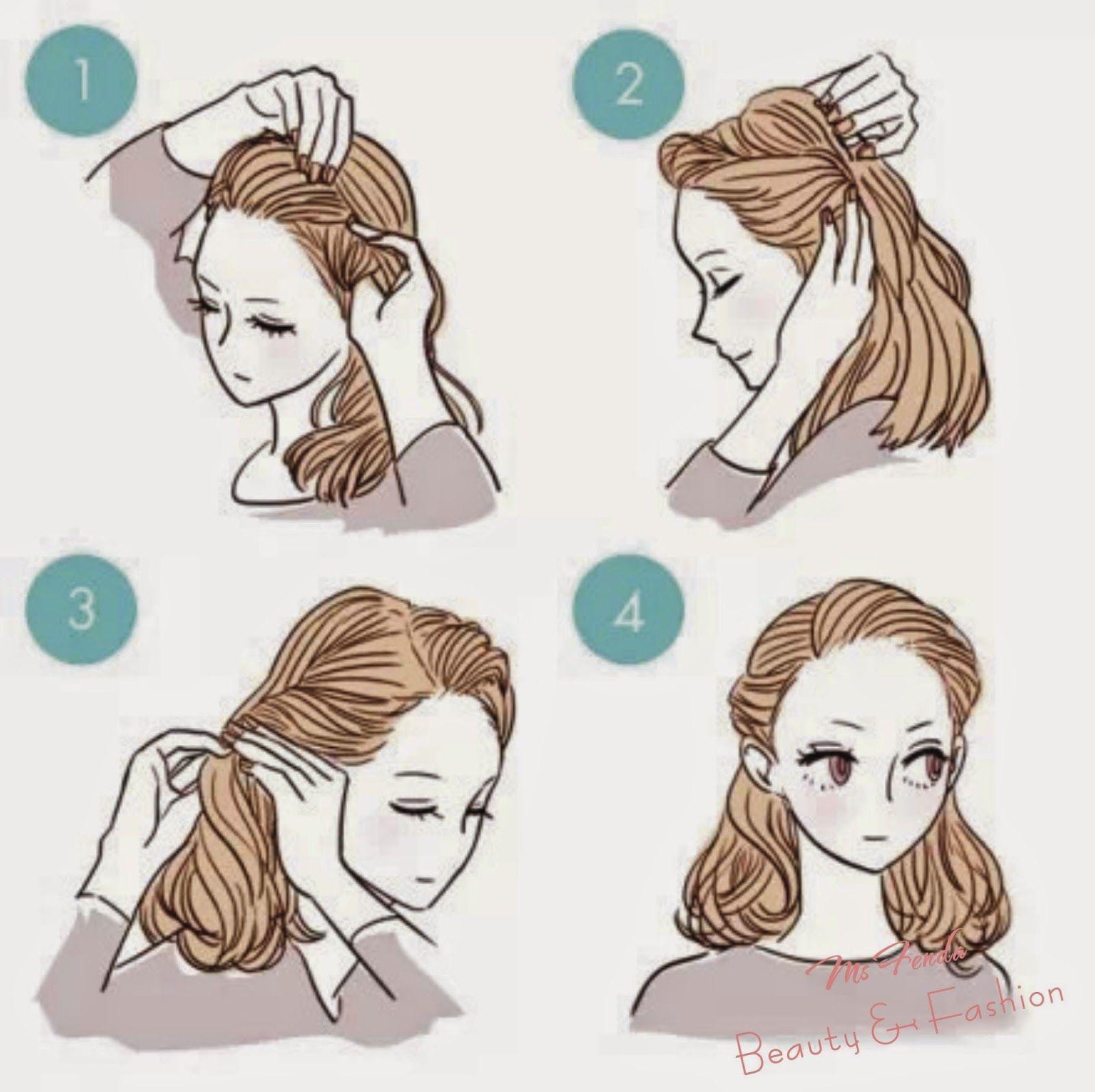 Ms fenda beauty u fashion hair pinterest hair style makeup