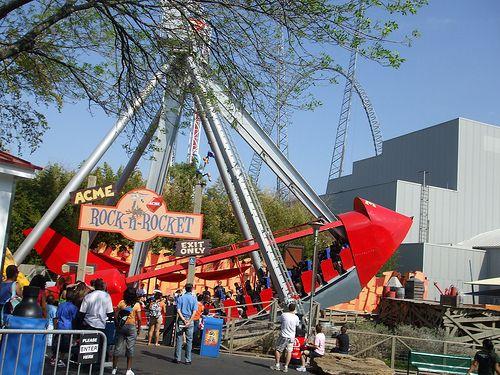 Six Flags Over Texas Six Flags Over Texas Six Flags Roller Coaster