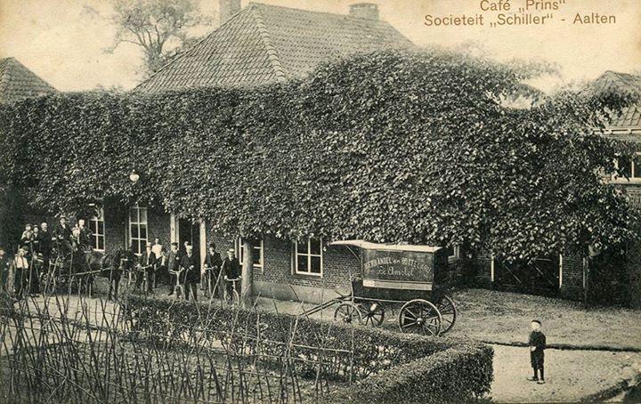 Café Schiller Prins 1910 Prins