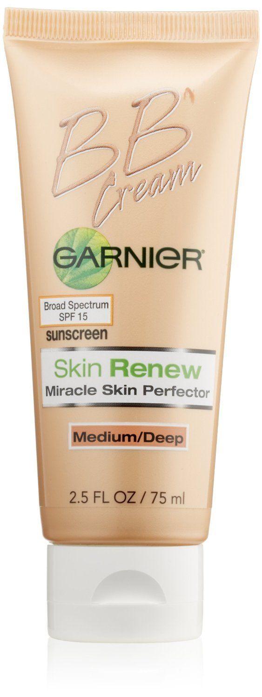 Garnier Skin Renew Miracle Skin Perfector B B Cream Medium And