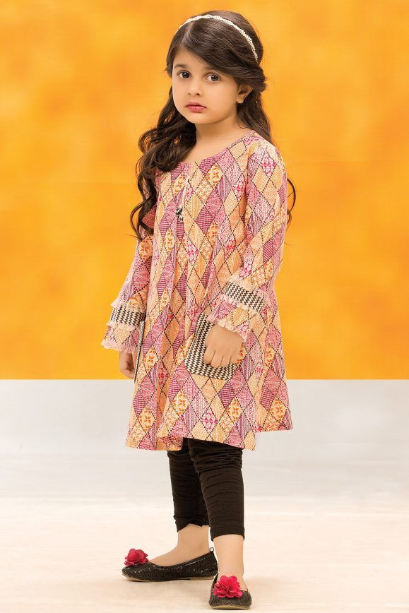 6213f56cc74 Kayseria Best Winter Dresses Collection 2018-19 for Women & Little Girls |  Cool Attire! | Dresses kids girl, Frocks for girls, Kids fashion wear