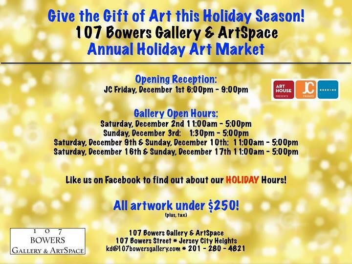 Give gift of Art to someone special this holiday! Be #unique! Stop