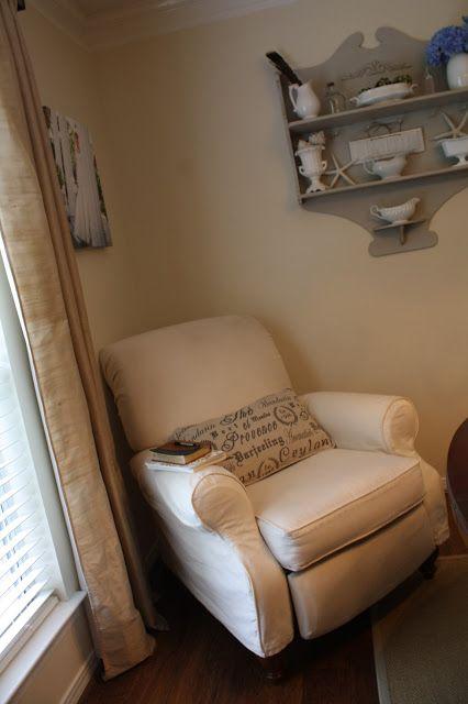Lazy Boy Design A Room: Fabric Dining Chairs, Lazy Boy