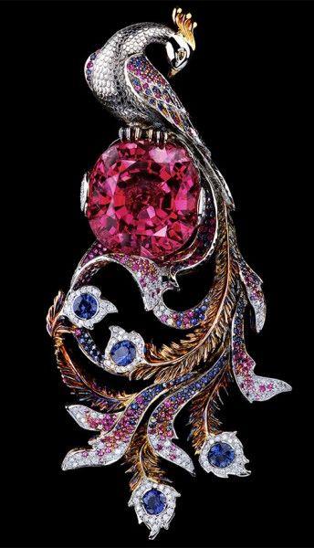 Павлин в ювелирных украшениях, павлин, как символ, и так ли он высокомерен, как мы думаем