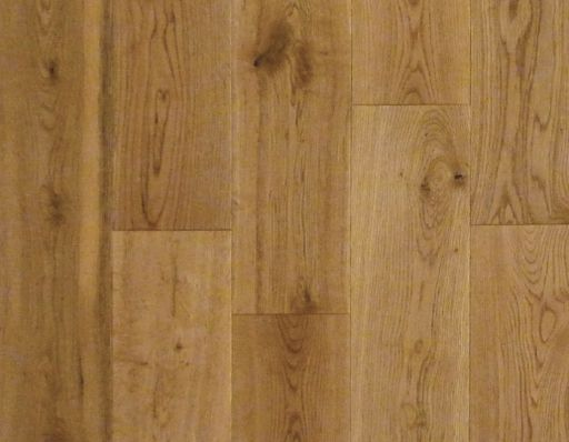 Cheetah Solid Oak Flooring Rustic Lacquered 125x18 Mm