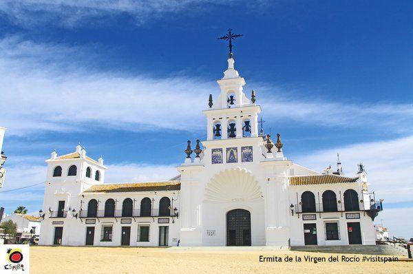 Ermita de la Virgen del Rocío (El Rocío, Almonte, #Huelva)