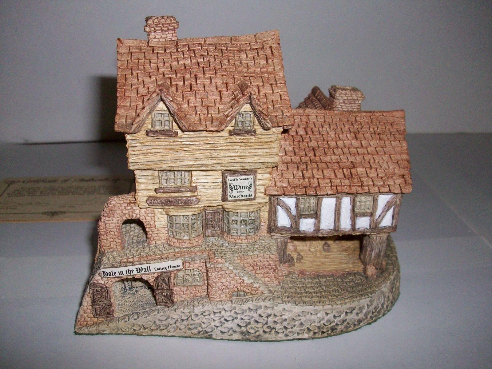 David Winter Cottage Market Street | eBay