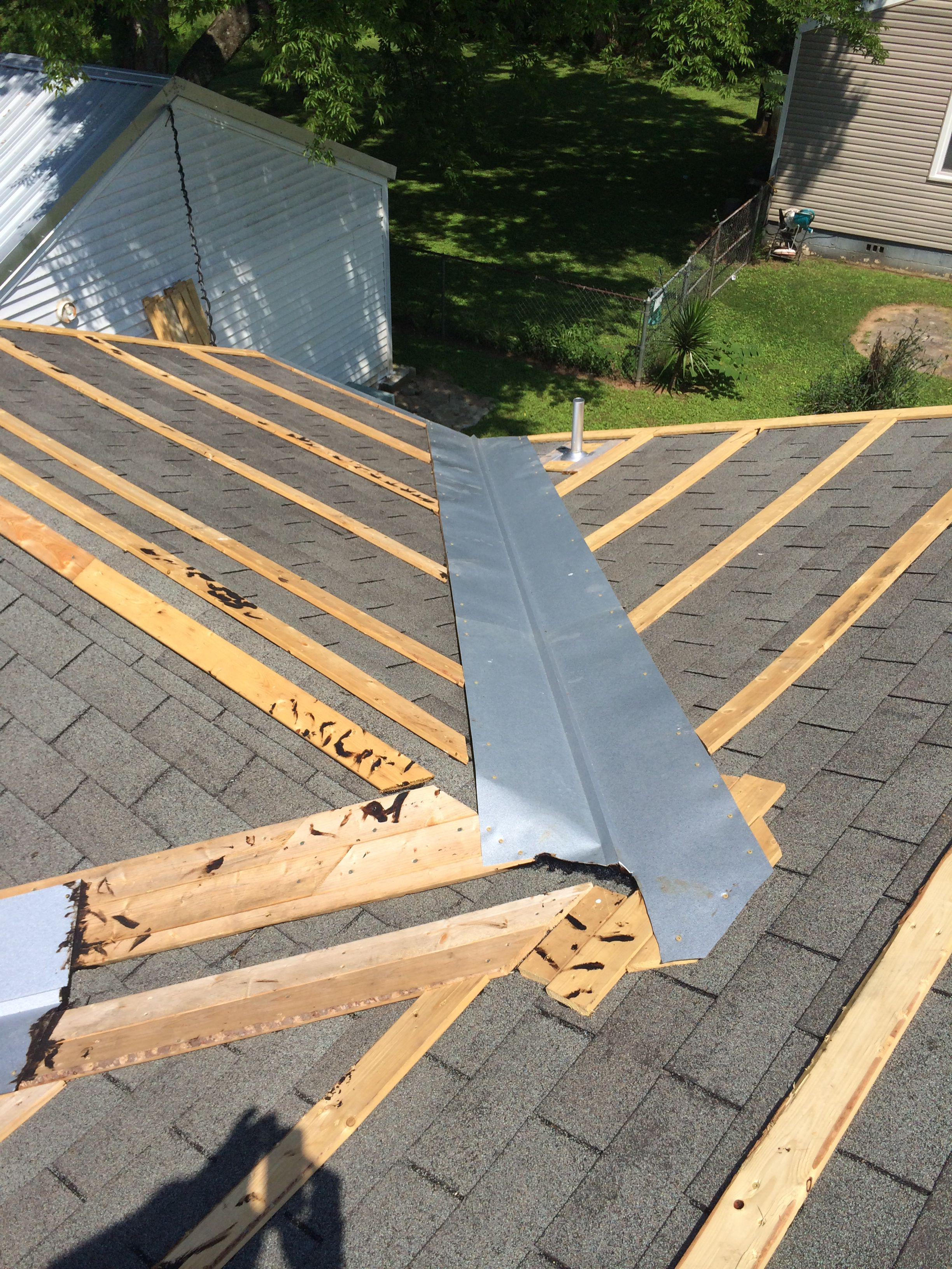 Valleys Metal roof, Building a house, Roof shingles