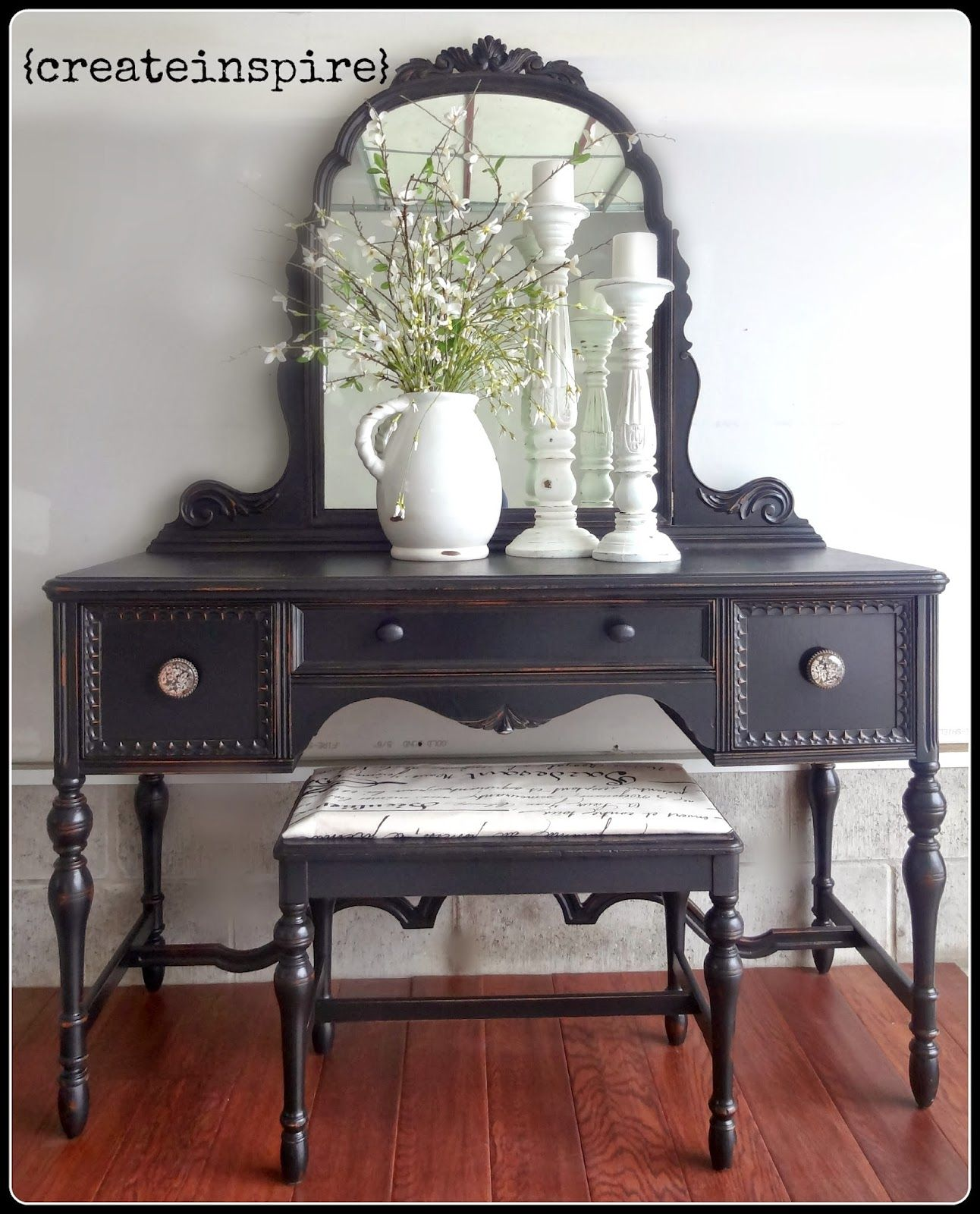 Jul 22 2016 for sale in Bedroom Gorgeous Refinished Vanity