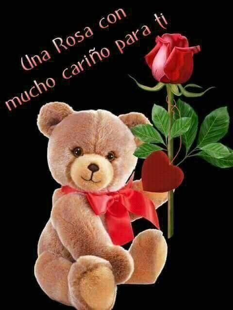 Poemas De Amor Osos Rosas Y Corazones Para Ti Mi Amor Imagenes De Amor Gratis Imagenes De Amistad