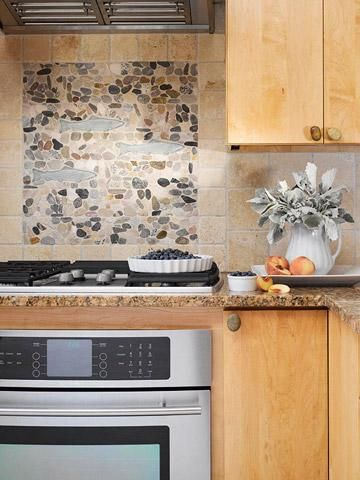 Quick And Easy Kitchen Backsplash Updates Kitchen Decorating Ideas