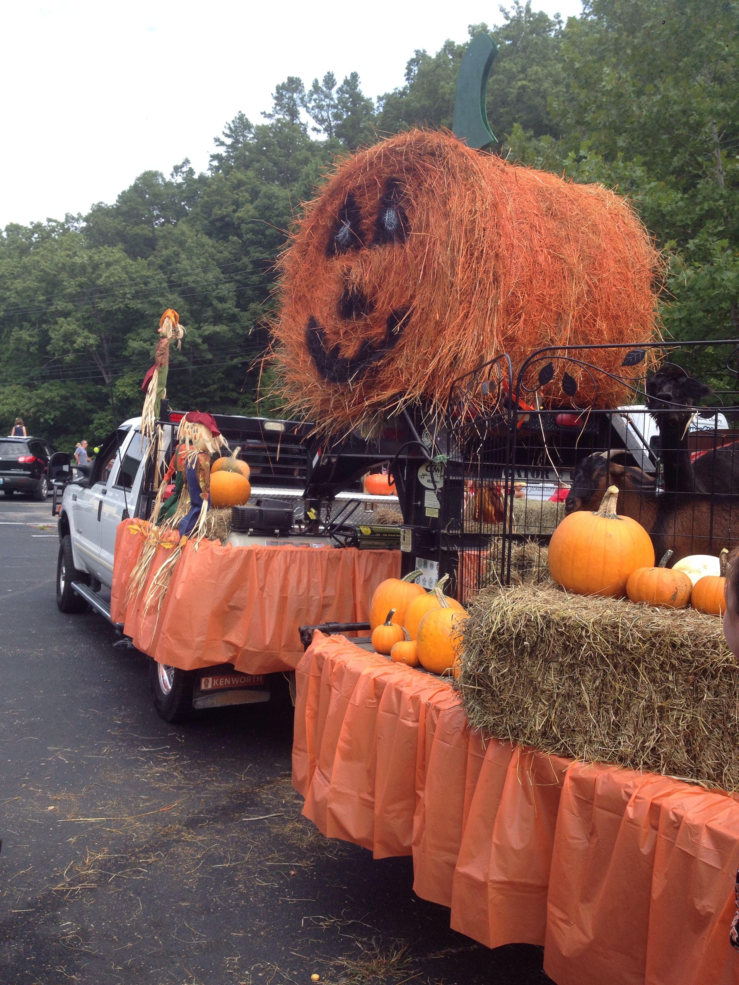 Pumpkin Patch Parade Float Halloween Parade Float