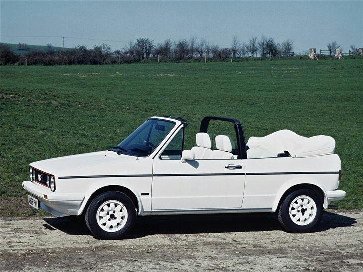 Volkswagen Golf Cabrio Mk1 Cabriolets Volkswagen Golf Mk1 Vw
