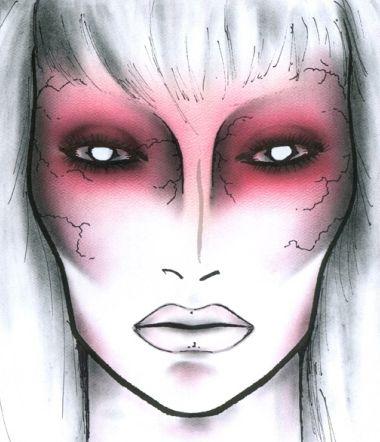 MAC Cosmetics - Halloween Face Charts and Halloween Makeup - High Quality
