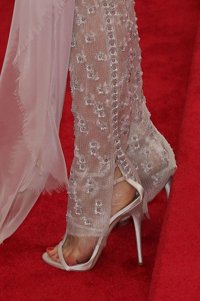 The Met Gala Brought Out All the A-Plus Jewels, Shoes, and Bags: The gowns came out in full force at the 2015 Met Gala, but so did the heels, sparkly baubles, and intricate clutches.