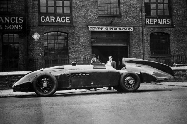 The Blazing Fast Evolution Of Land Speed Record Cars The Need For