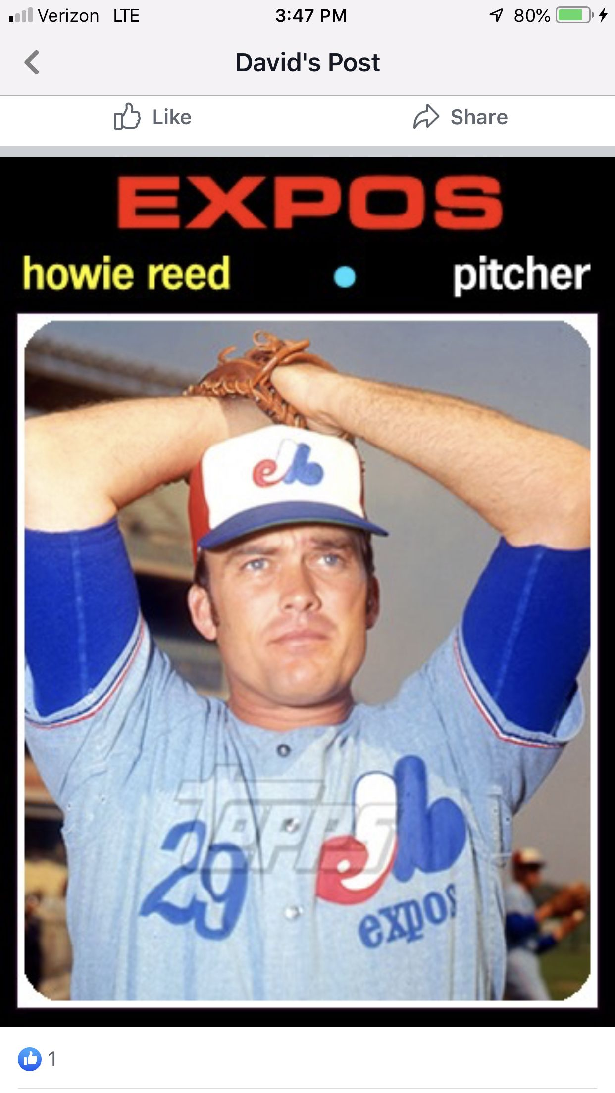 Pin by Maynman on MONTREAL EXPOS SPEICAL CARDS Sports