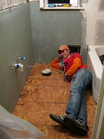 DIY Bathroom Renovation Part II