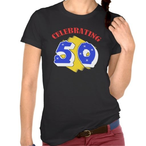$$$ This is great for          Celebrating 50th Birthday Tshirts           Celebrating 50th Birthday Tshirts you will get best price offer lowest prices or diccount couponeDiscount Deals          Celebrating 50th Birthday Tshirts Here a great deal...Cleck See More >>> http://www.zazzle.com/celebrating_50th_birthday_tshirts-235089310069310883?rf=238627982471231924&zbar=1&tc=terrest