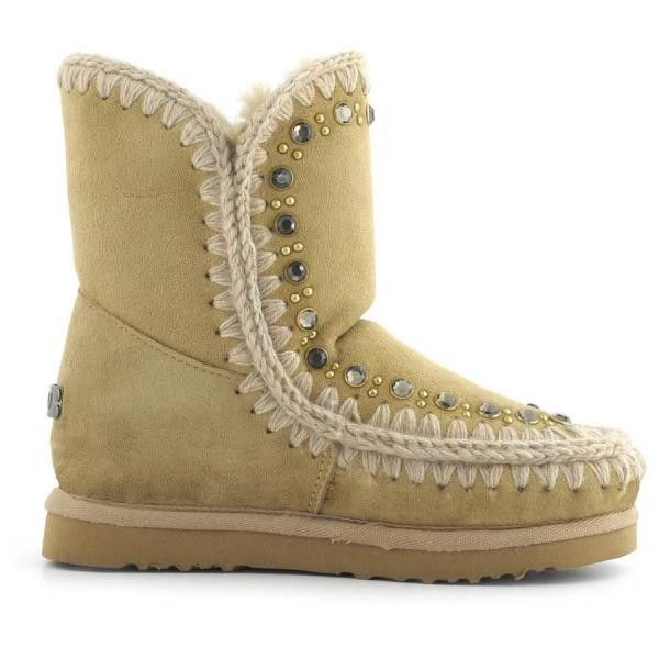 Boots Eskimo Franges CognacMou tnaXt