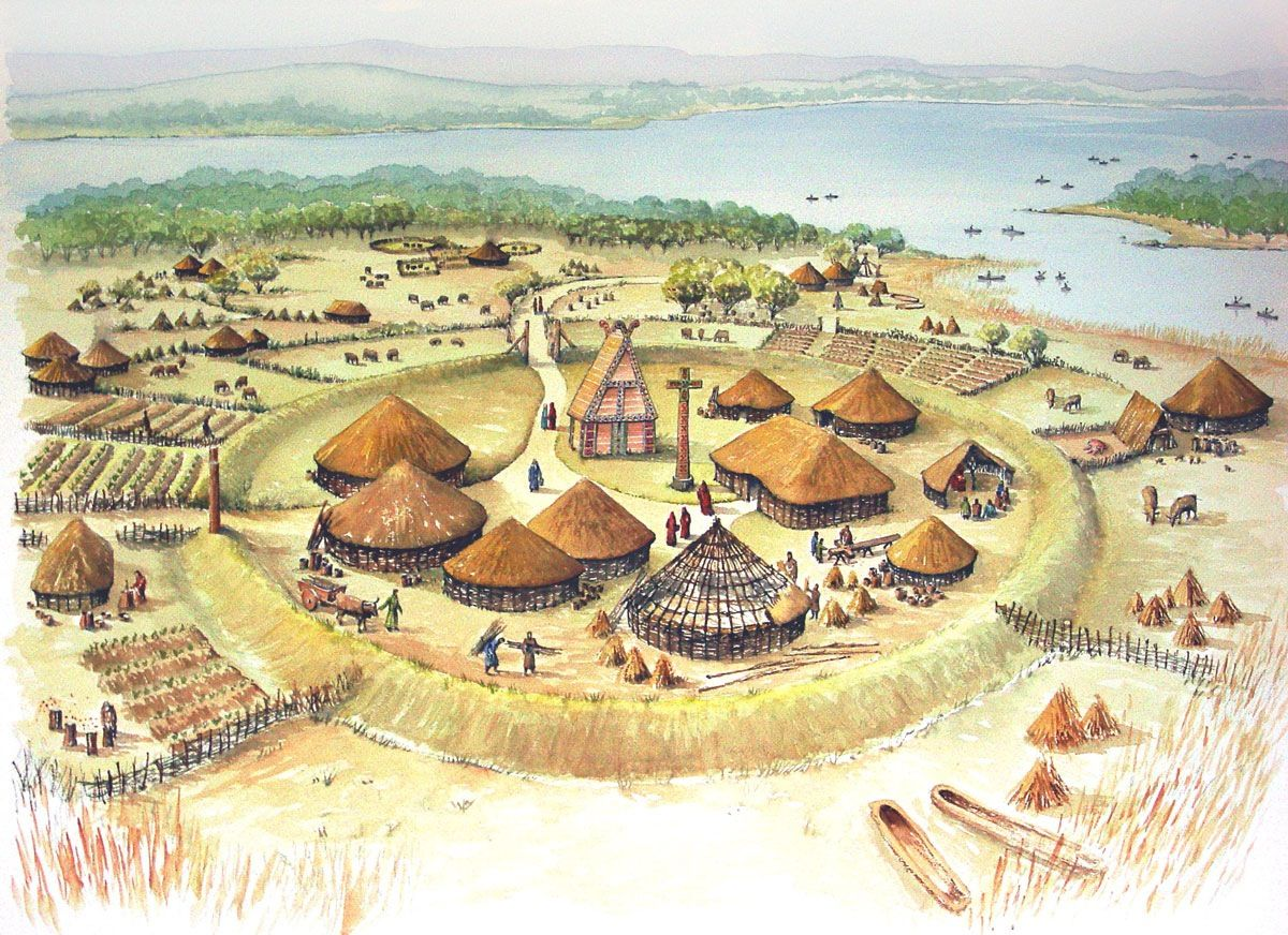 the neolithic structures and architecture during the neolithic period in northern europe Neolithic circular enclosures in central europe neolithic architecture refers to structures encompassing housing and shelter from approximately 10,000 to 2,000 bc a transepted gallery grave is a type of megalithic chamber tombs built across atlantic europe during the neolithic period.