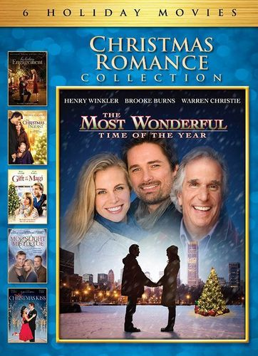 Christmas Romance Collection 2 Discs Dvd Holiday Movie