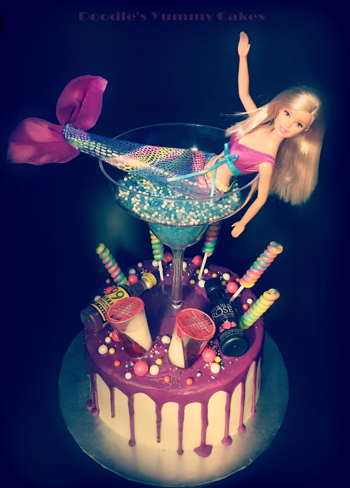 Funny 30th Birthday Cakes For Her : funny, birthday, cakes, Food's, Health, Thought!