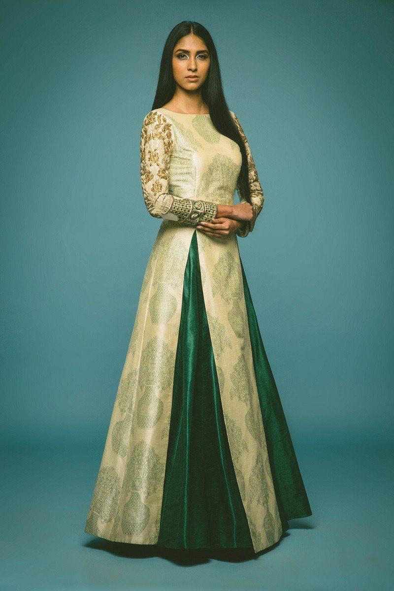 Unique Ethnic Wedding Gowns Ideas - Womens Dresses & Gowns ...