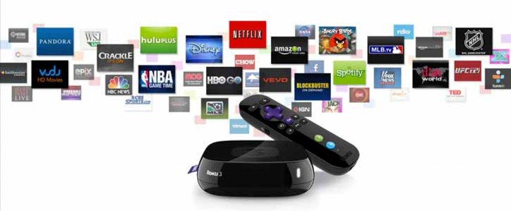 Large list of Private Roku channels. Channels are
