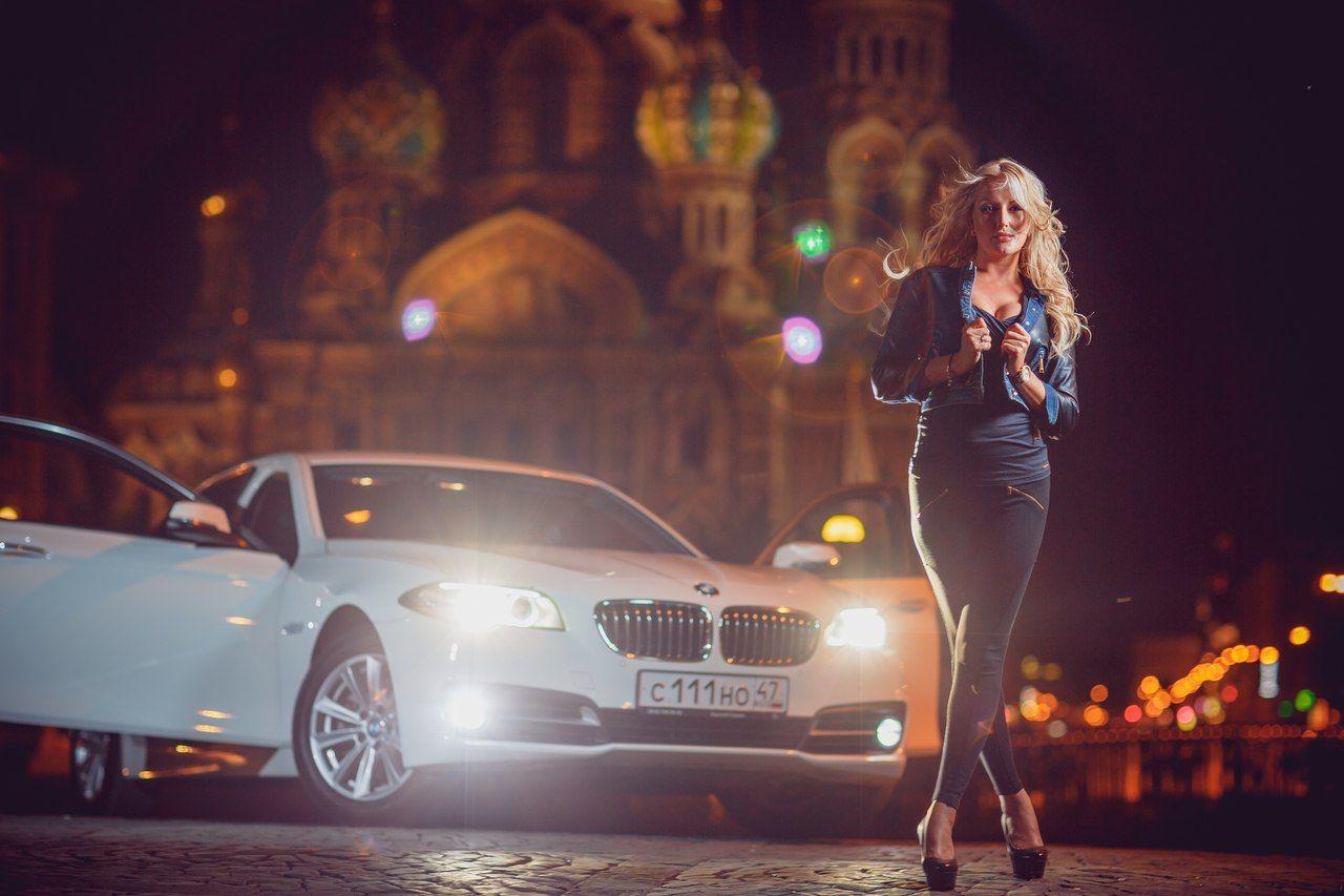 фото постоянно ночная фотосессия в москве для авто участников телестройки