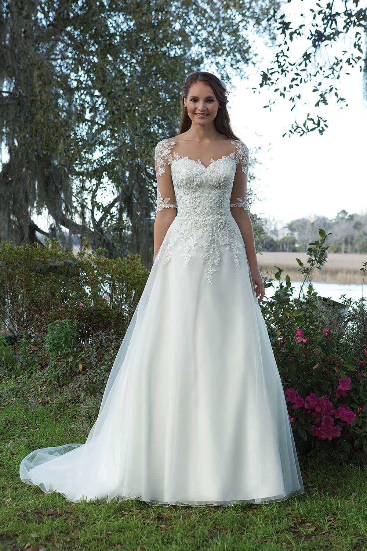 6191 | Kleider hochzeit, Brautmode, Braut