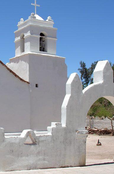 Fotos de San Pedro de Atacama en Welcome Chile: Imágenes para disfrutar y conocer el Norte Grande Chileno. Fotografías de paisajes en 586 x 386 pixels.