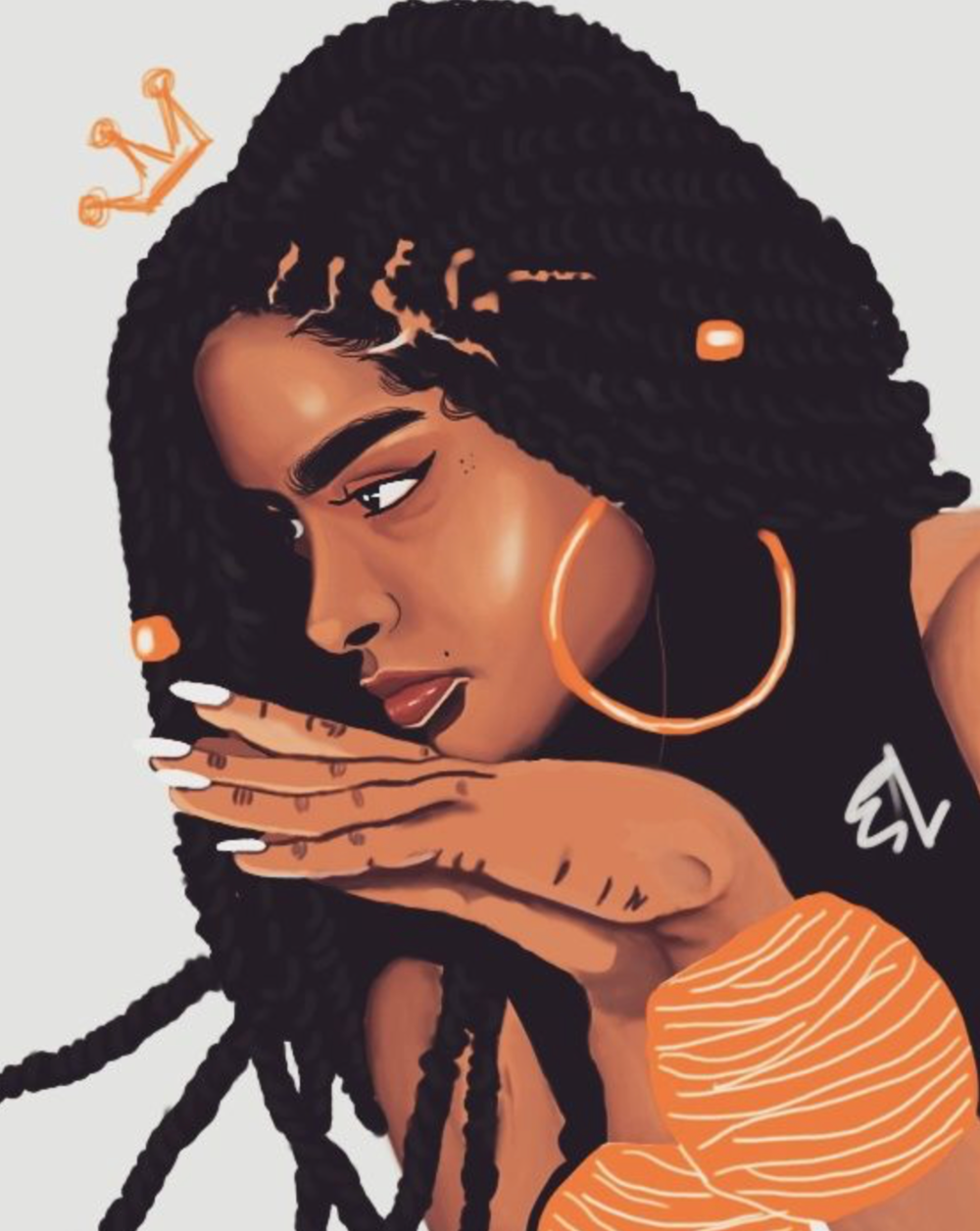 Black Girl Magic — Soul Skin Glow in 2020 Black women art