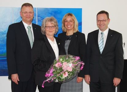 05.07.2014 - Abschied nach mehr als zwei Jahrzehnten - Volksbank Lauterbach-Schlitz eG