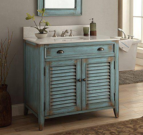 Vanity Cottage 24 Ctaa2422d : Quot cottage look abbeville bathroom sink vanity cabinet