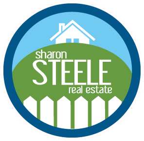 To contact me, click on my logo!  Real Estate from Sharon Steele Real Estate