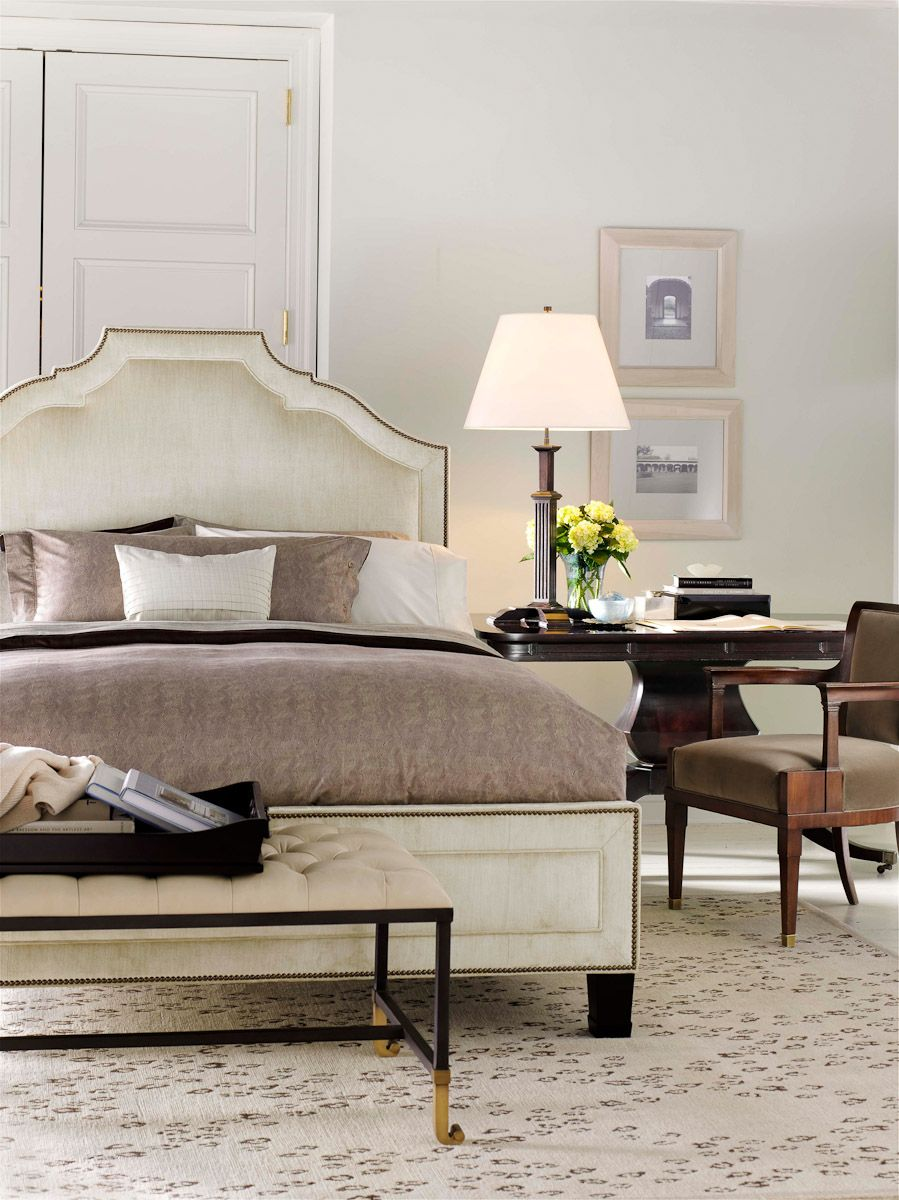 Hickory Chair Fifth Avenue Bed...BEAUTIFUL! Can order from