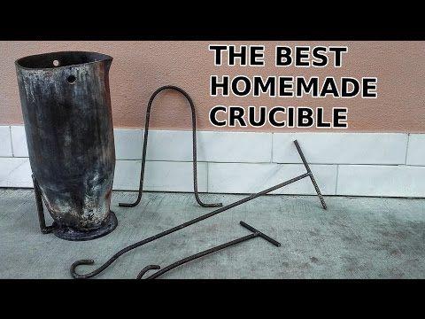 Poor Man S Crucible Simple Diy 0 00 Cost Msfn Youtube