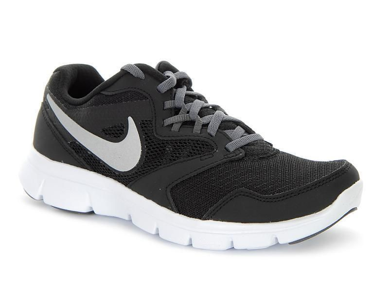 online retailer 9263e 28656 Nike Boy s Flex Experience 3 GS Running Shoes 653701 001 Black Silver Size  5Y  NikeAir  RunningCrossTrainingSneakers