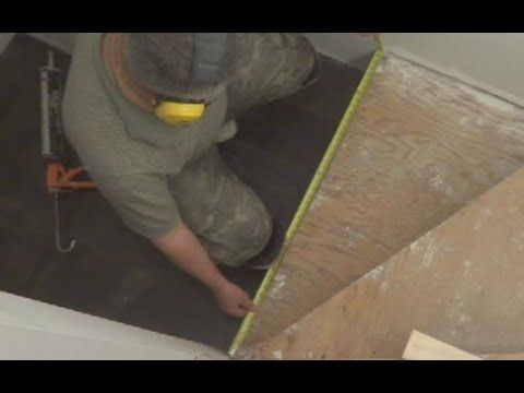 Best Stairs Installation How To Install Hardwood Or Laminate On Triangle Stairs Mryoucandoityourself 400 x 300