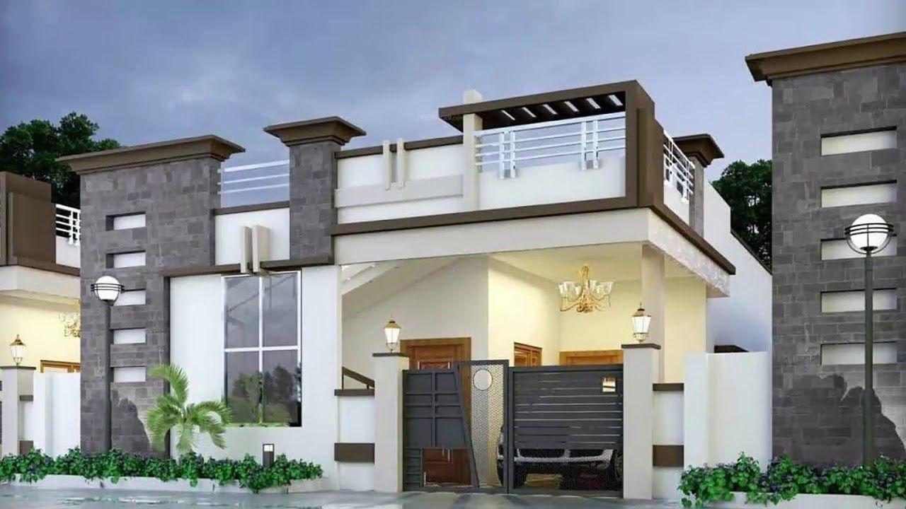 Front Elevation Design Simple House Design House Design Ideas In 2020 Small House Front Design Small House Design Exterior House Front Door Design