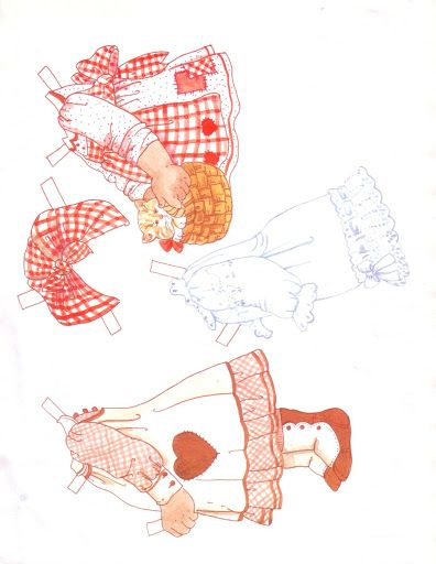 Magazine Paper dolls - DollsDoOldDays - Picasa Web Albums